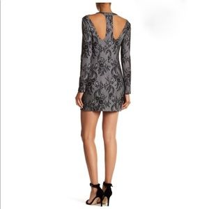 BNWT plenty by Tracy Reese lace cut out back dress